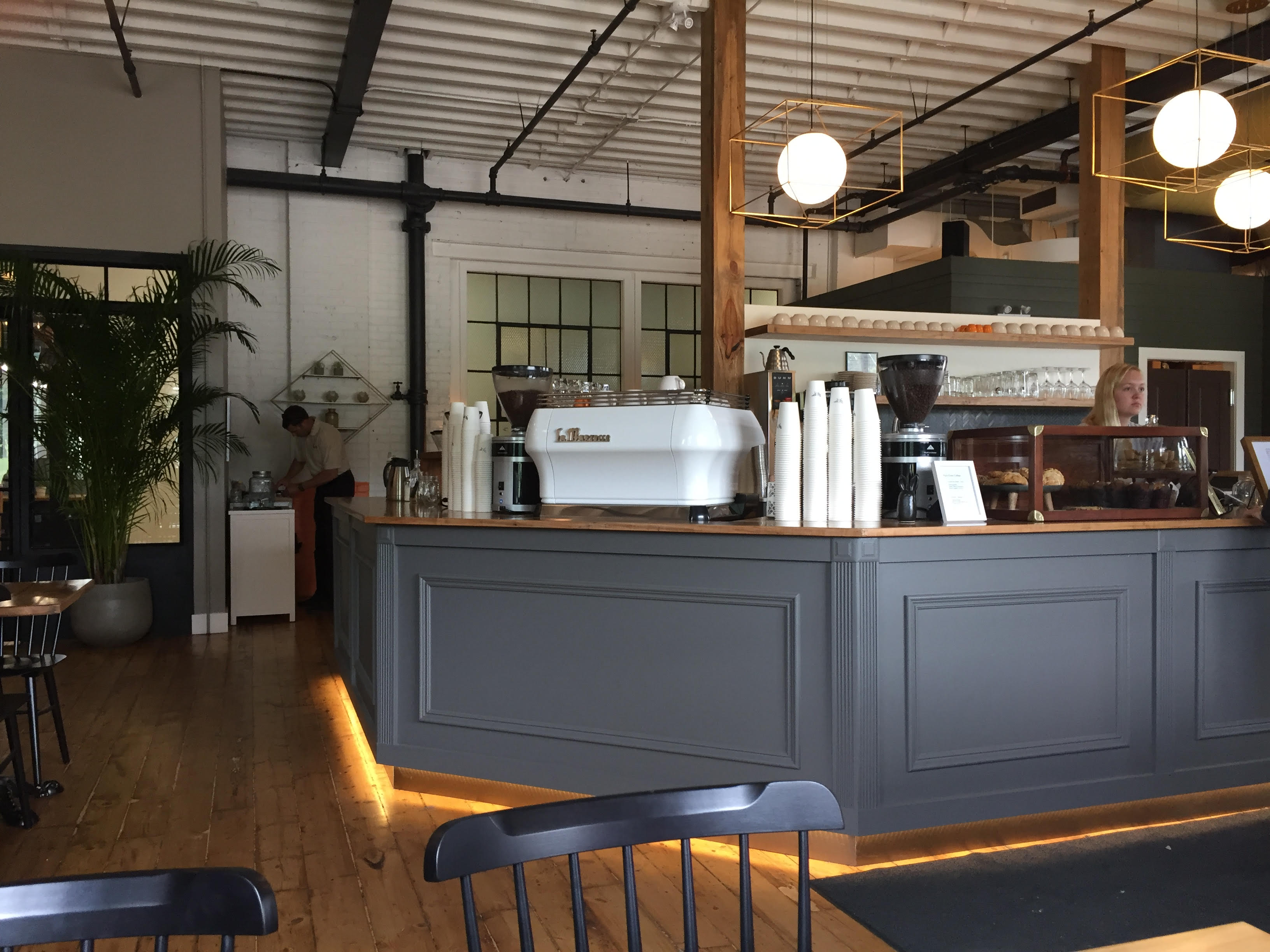 Blackwing Coffee Bar – My Office Away from the Office