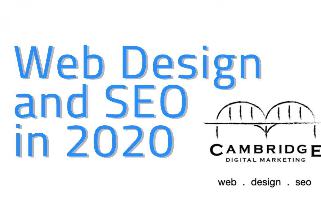 Website Design and Search Engine Optimization in 2020