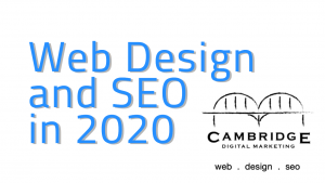 website desisgn and search engine optimization 2020